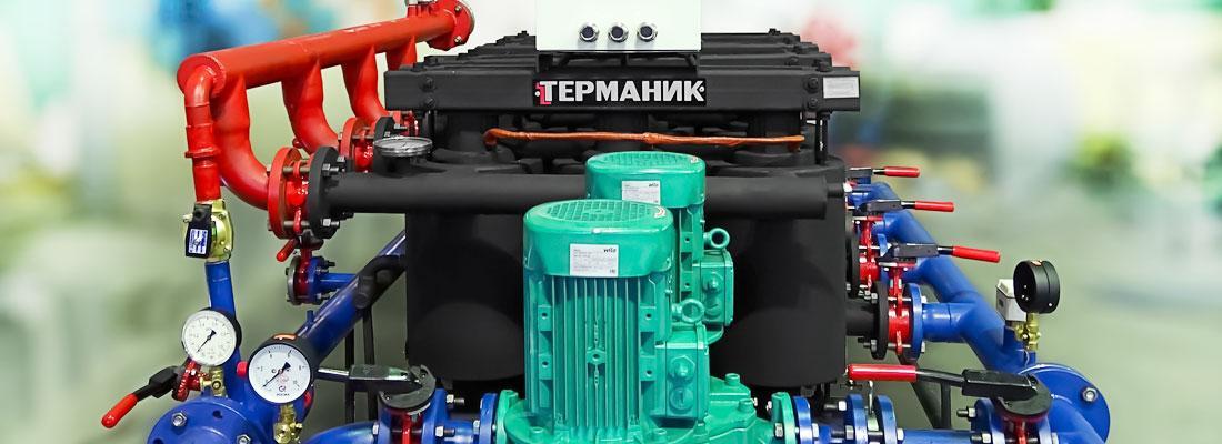 НПП ТермоТех производитель нагревателей Терманик