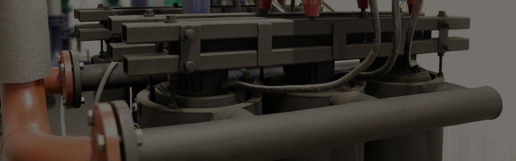Производство индукционных водонагревателей на токах промышленной частоты