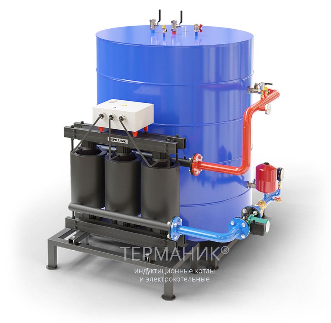 Терманик ГВС водонагреватель накопительного типа на индукционных котлах