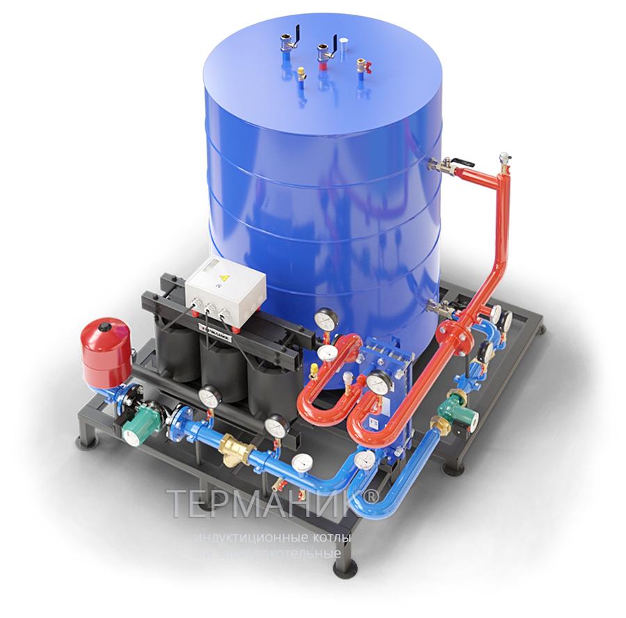 Терманик ГВС-Б промышленный водонагреватель (бойлер) с накопительной емкостью