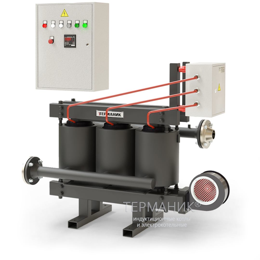 Терманик Техно индукционный высокотемпературный электронагреватель (котел)