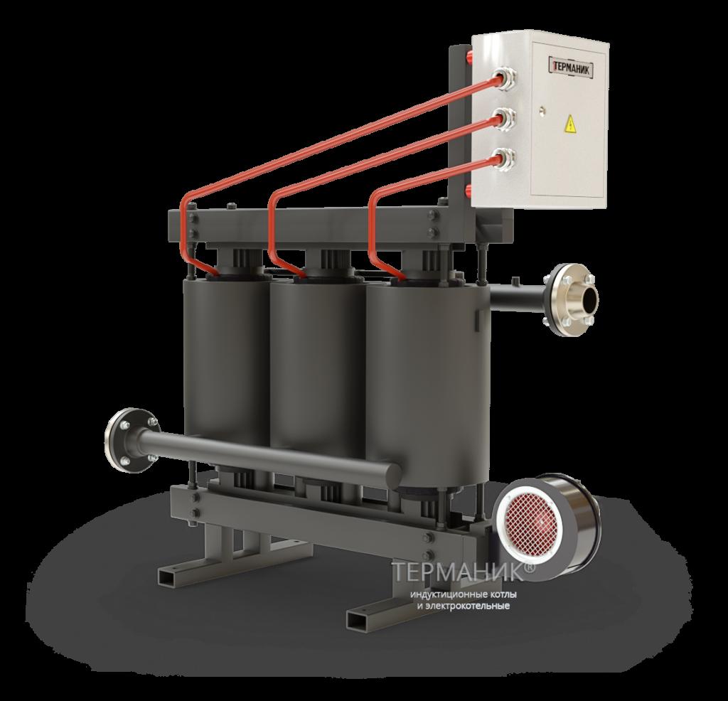 Терманик Техно высокотемпературный термомасляный электронагреватель