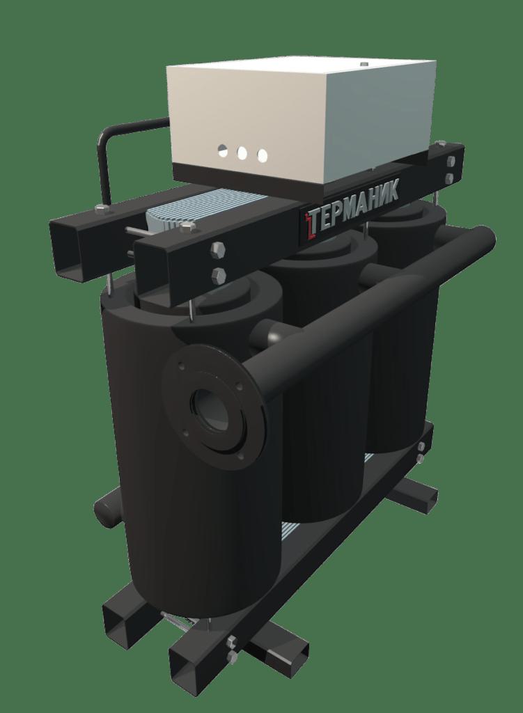Индукционный отопительный котел
