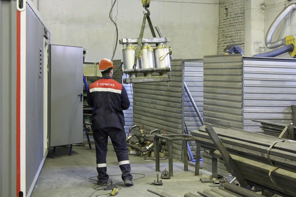Производство ТермоТех