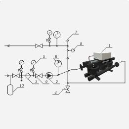 Скачать схемы подключений