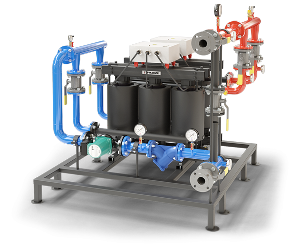 Терманик Комплекс индукционное отопление